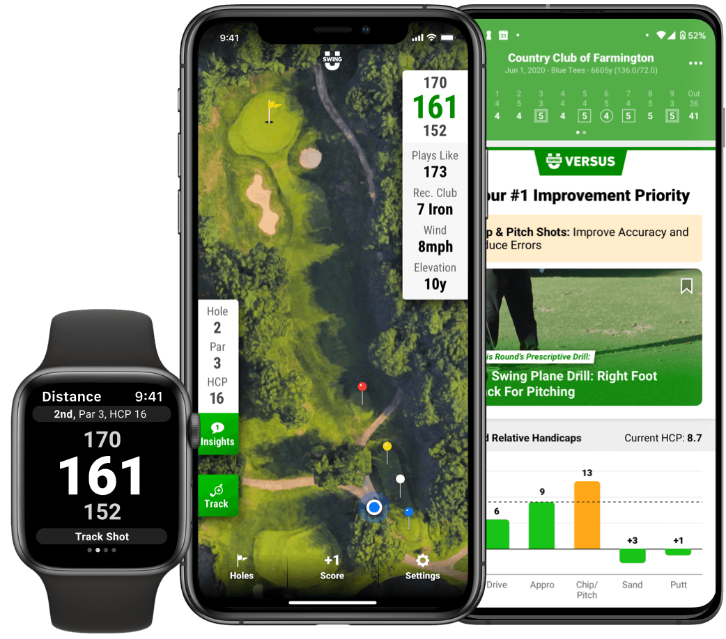 Five of the Best Golf GPS Apps to Help Improve Your Game ...